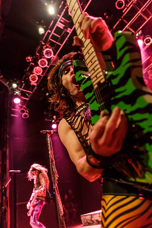 Steel Panther - Cleveland HOB