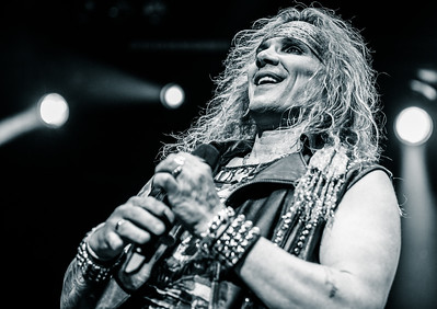 Steel Panther at Tsongas Arena 10/14/2014