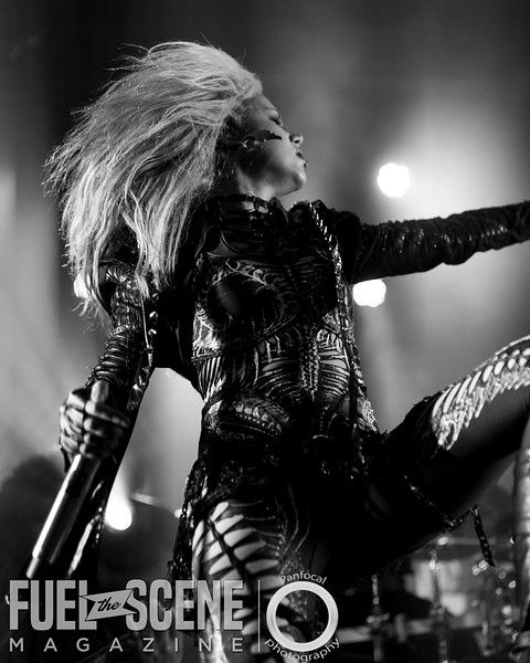 Arch Enemy 55 Monochrome