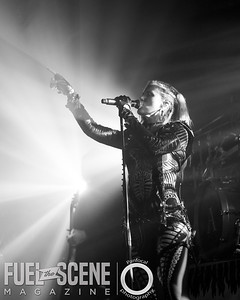 Arch Enemy 21 Monochrome