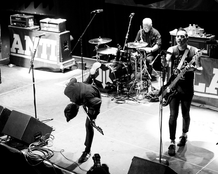 Anti-Flag 17 Monochrome