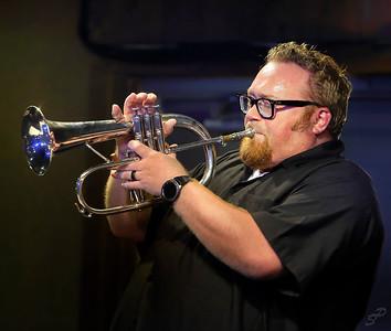 Clark Hunt - Drive-by Big Band