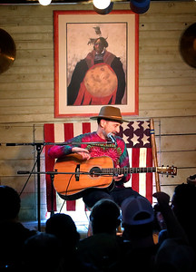 Dean Magraw, Red Barn, Carbondale CO, July 2018