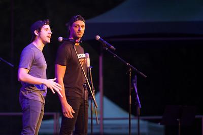 Etai Benson & Ari'el Stachel