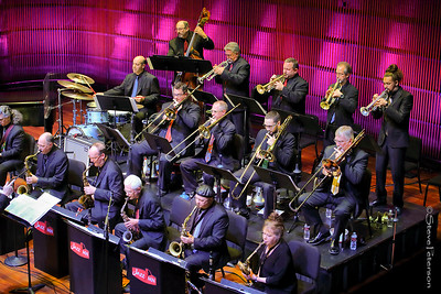 JazzMN Orchestra - Ordway, 10/1/16
