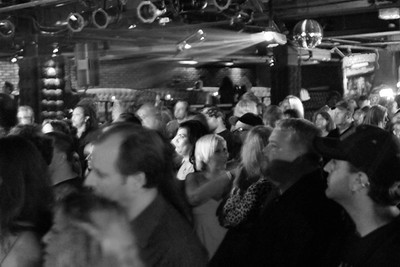 The crowd awaits.  L.A. Guns play The Brixton Southbay in Redondo Beach, CA on August 12, 2011 with VH-1 on site filming for a new series.  Photos by Erin Suggett for L.A. Guns © Erin Suggett Photography - All Rights Reserved 2011