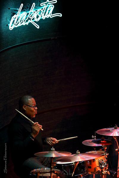 Clyde Davis – Drums