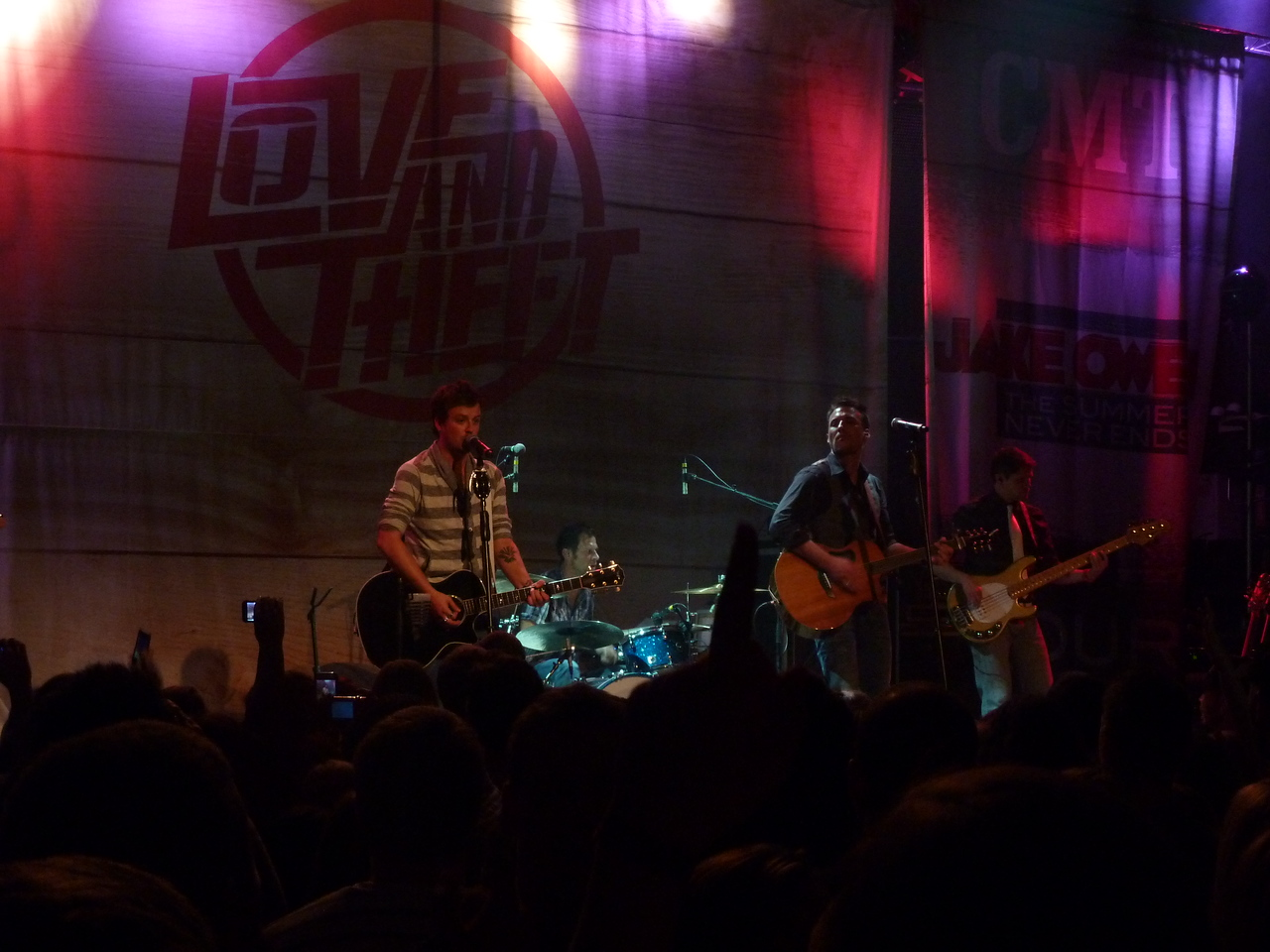 Love and Theft!