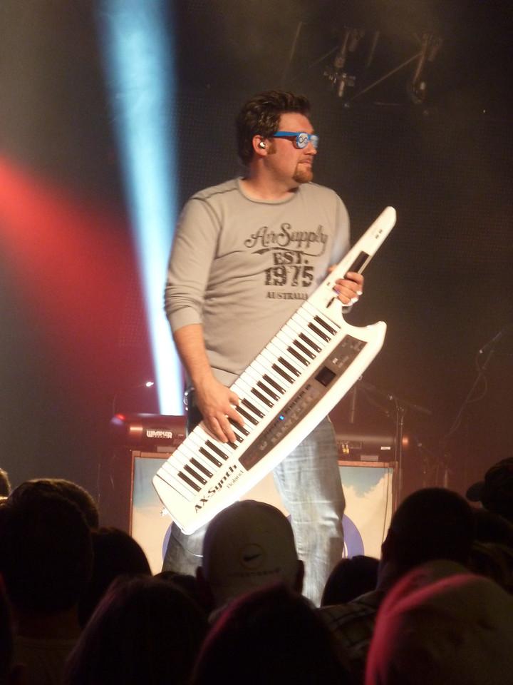 Joe rockin' the Keytar! ;-)