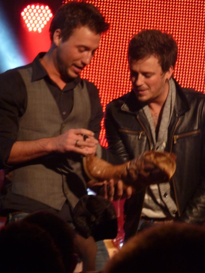 Eric & Stephen