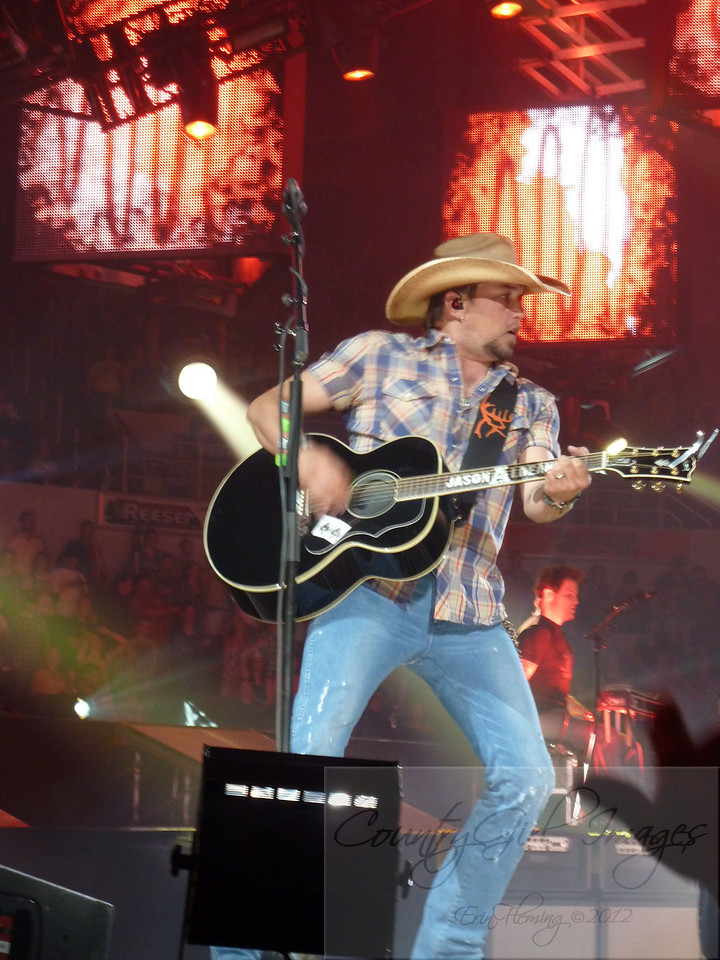 Jason Aldean w/Luke Bryan ~ 'My Kinda Party 2012' tours stops in Peoria, IL