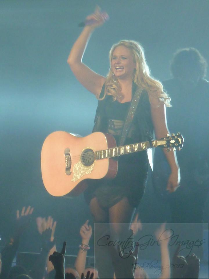 Miranda Lambert ~ 'On Fire Tour' stops in Rockford, IL