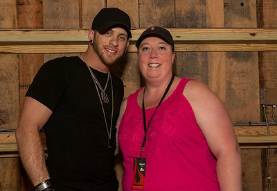 ...with Brantley Gilbert...