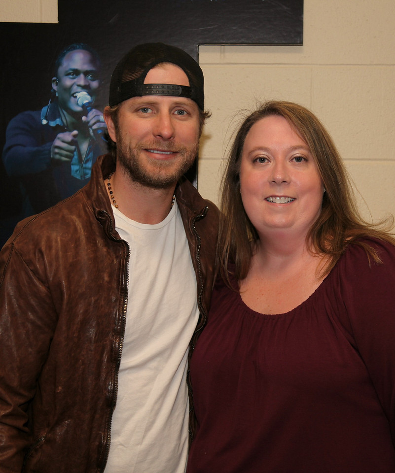 Me with Dierks :)