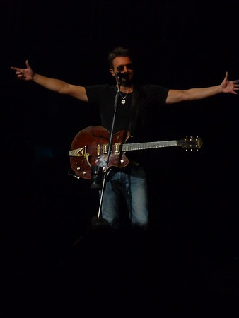 Eric Church ~ Phoenix, AZ ~ 3/28/17