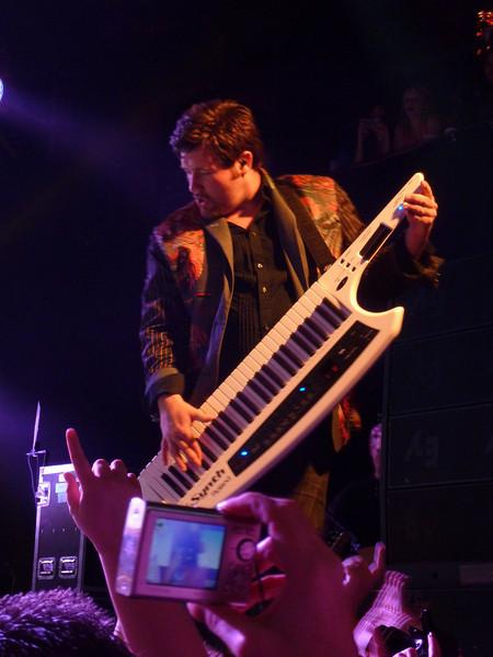 Gotta love the Keytar!