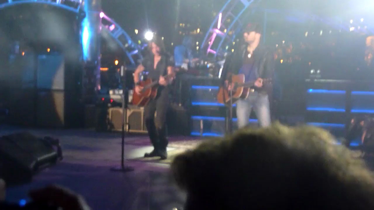 Just a little snippet of Keith and Eric :-)