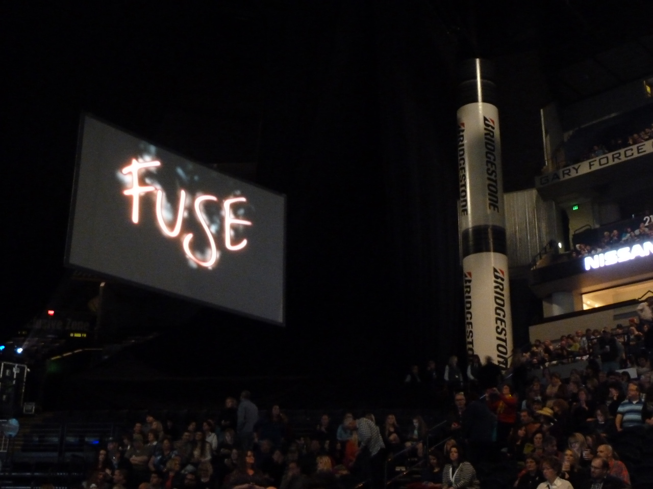 Light The Fuse Tour ~ Final night at Bridgestone Arena in Nashville, TN