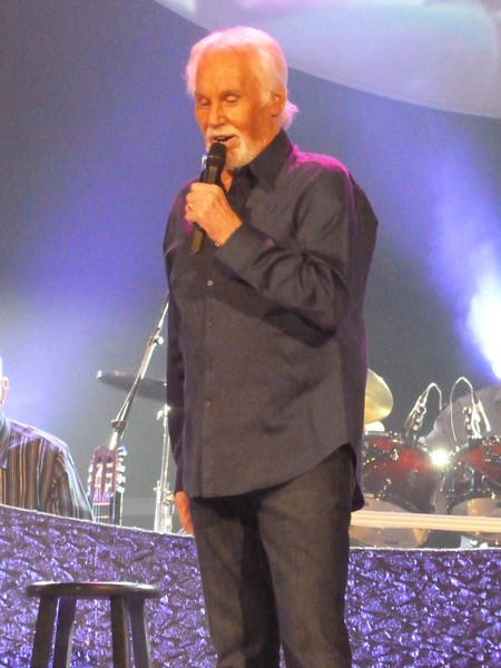 KENNY ROGERS!