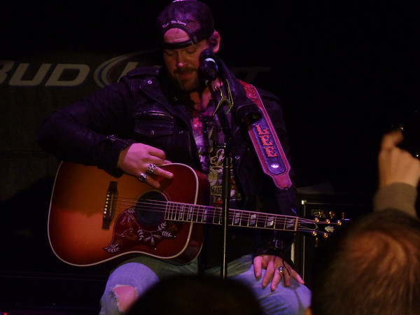 Lee Brice ~ Chicago, IL ~ 10/12/12