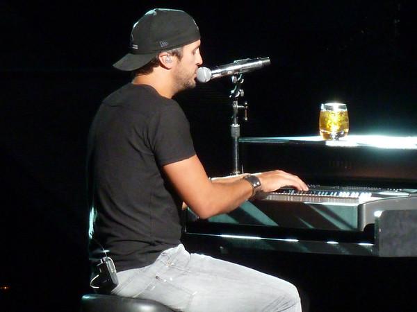 Luke Bryan & Jason Aldean ~ Tinley Park, IL ~ 8/18/12
