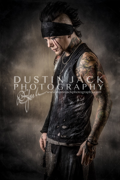 DJ Ashba Sixx:AM Stage ready
