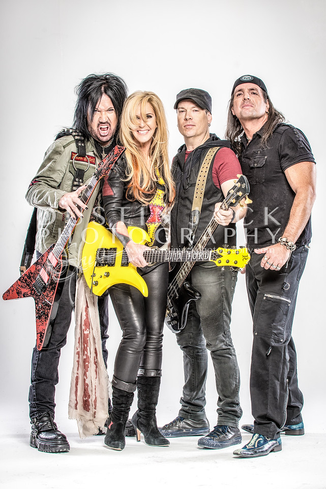 The Lita Ford Band