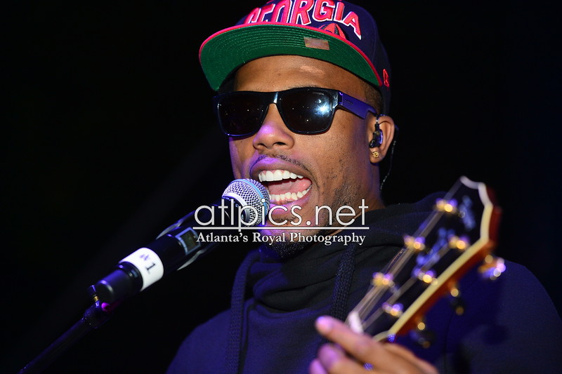 10.16.15 ELEVATE ATLANTA PRESENTS B.O.B LIVE AT WOODRUFF PARK BROUGHT TO BY 10 SQUARE PR