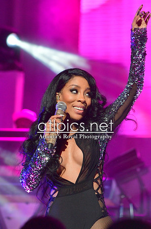 7.31.16 K.MICHELLE CONCERT AT THE FOX THEATER