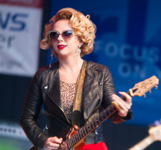 Samantha Fish - Longs Park Summer Concert Series