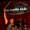 Gentlemen Prefer Blondes live at The Media Club, October 10, 2009.