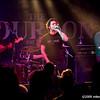 The Saints Collapse live at The Bourbon, August 21, 2009.