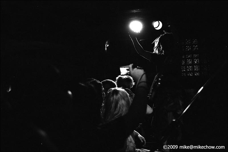 Ninjaspy live at Pub 340, Vancouver BC, November 21, 2009.
