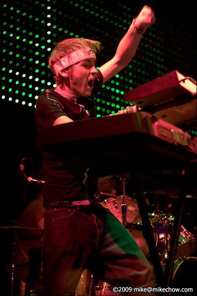 Bridges Out live at Venue, September 17, 2009