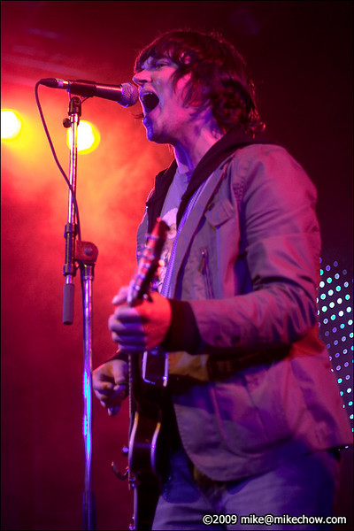 Columbia live at Venue, September 17, 2009