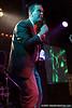 Horror comic Gerald Gerald Geraldson live at The Bourbon, October 30, 2009.