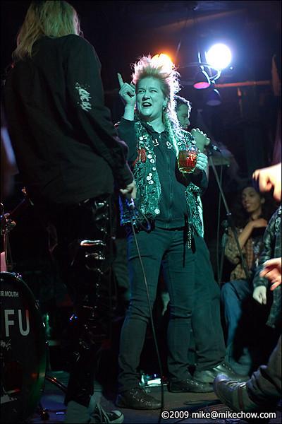 SNFU live at Pub 340, Vancouver BC
