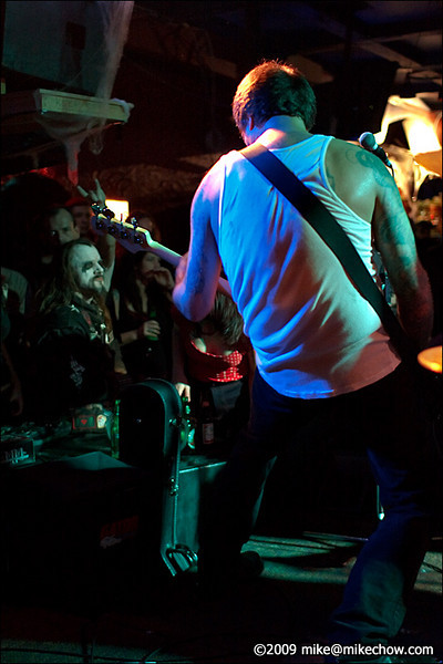 Golers live at Pub 340, Vancouver BC<br /> <br /> Jonny's last show with the band.