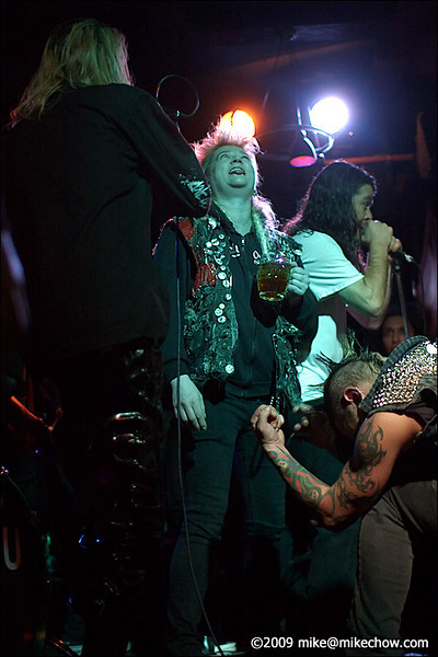 SNFU live at Pub 340, Vancouver BC<br /> <br /> This photo is a caption contest waiting to happen.