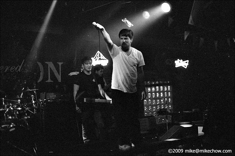 Quartered live at The Bourbon, July 25, 2009.