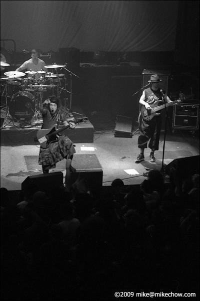 Ninjaspy live at The Rickshaw Theatre, Vancouver BC, December 31, 2009.