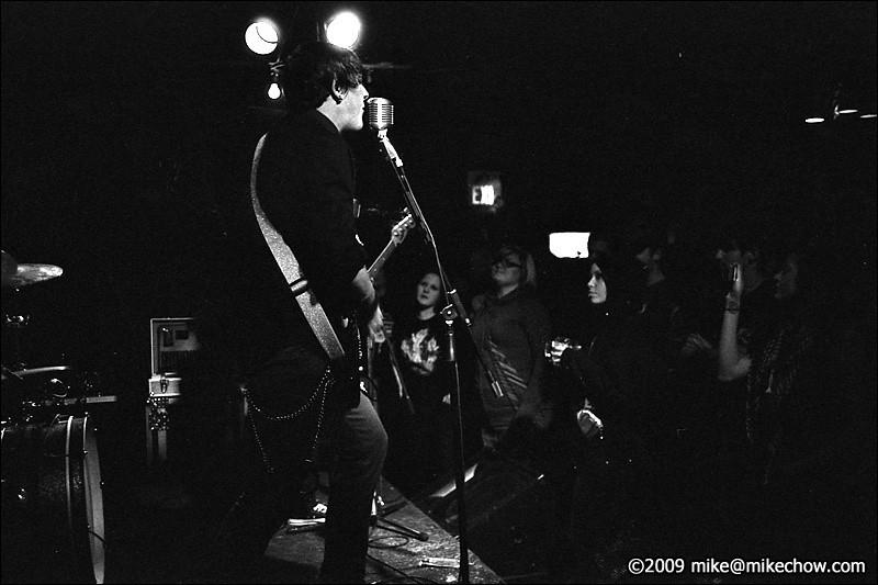 Bang Bang You're Dead live at Pub 340, November 7, 2009.
