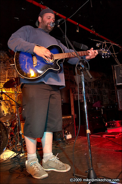 Mr. Plow live at The Cobalt, September 27, 2009. The last big show at The Cobalt.