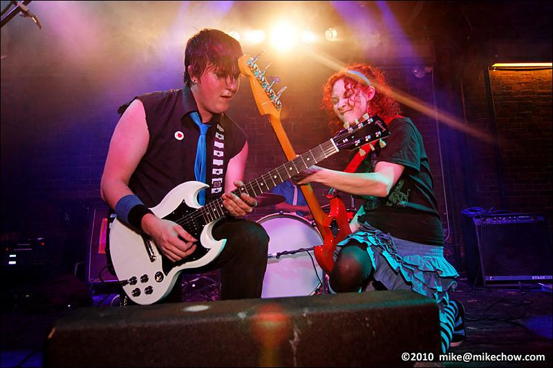 Bang Bang, You're Dead live at The Bourbon, Vancouver BC, July 12, 2010.