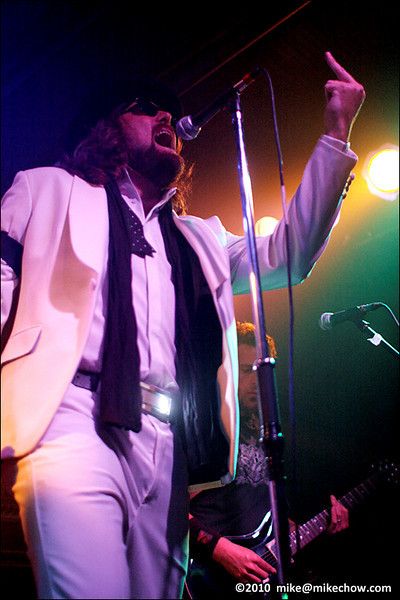 Black Hat Villain live at The Bourbon, Vancouver BC, July 1, 2010.