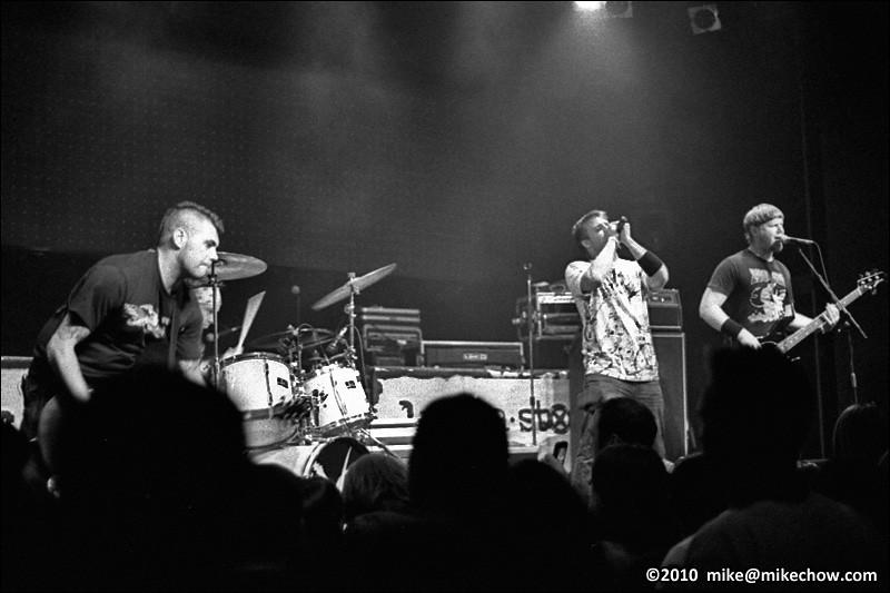 Venice Queen live at Venue, Vancouver BC, June 30, 2010.