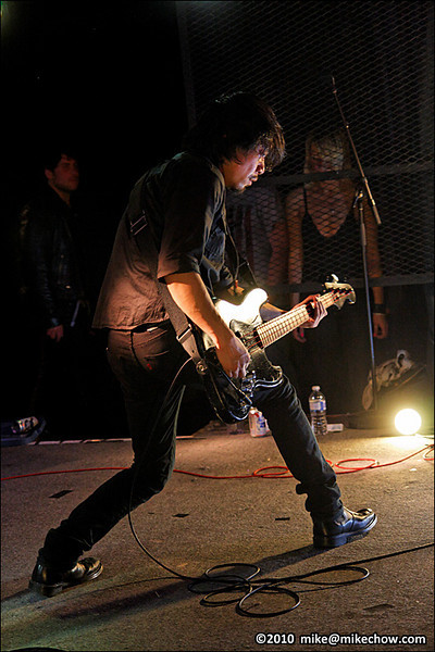 Mongoose live at The Biltmore, Vancouver BC, April 8, 2010.