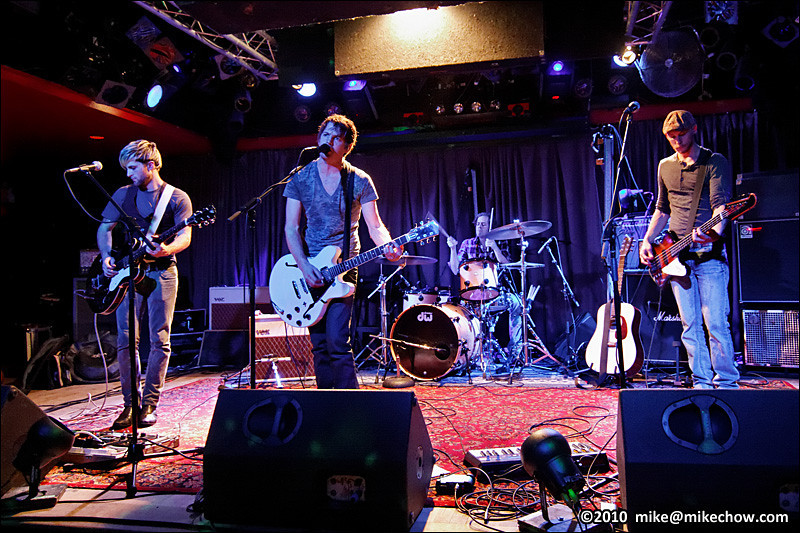 Whitfield live at The Red Room, Vancouver BC, December 9, 2010.