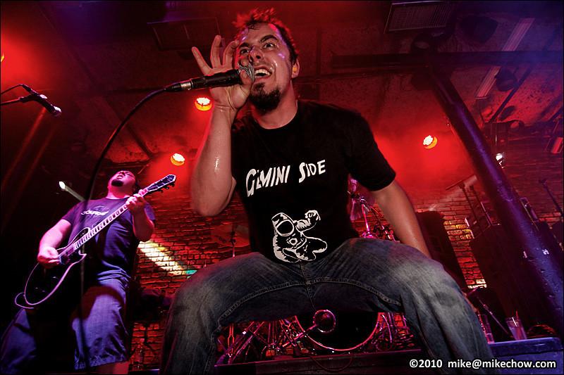 Savenone live at The Roxy, Vancouver BC, June 29, 2010.