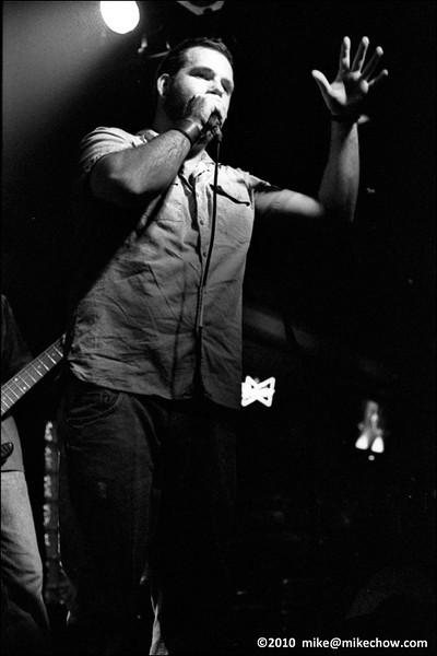 Exit 200 live at The Bourbon, Vancouver BC, June 26, 2010.